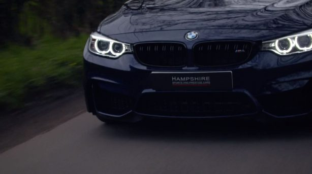 Hampshire Sports and Prestige Cars Frame Grab