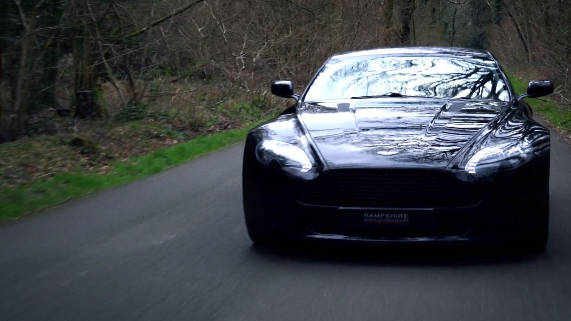 Hampshire Sports and Prestige Cars Frame Grab